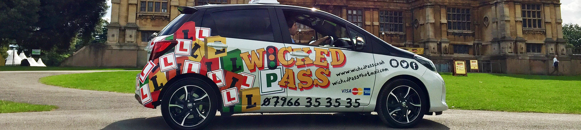 Contact Wicked Pass Driving School
